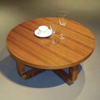 Hokku Designs Olive Coffee Table Color: Teak