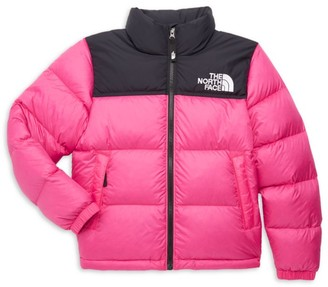 The North Face Little Girl's & Girl's 1996 Retro Down Puffer Jacket