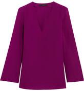 Etro Silk Crepe De Chine Top - Purple