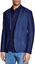 Armani Collezioni Textured Slim Fit Sport Coat
