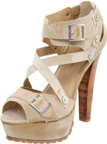 C Label Women's Kuku-1 Platform Sandal