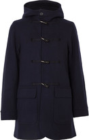 Oliver Spencer Melford Wool-Blend Duffle Coat