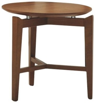 Calligaris Symbol Round Side Table - Size: Small - CS/5055-RD_P201_P201