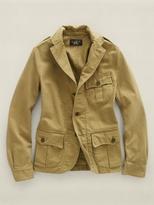 RRL Cotton Sport Coat