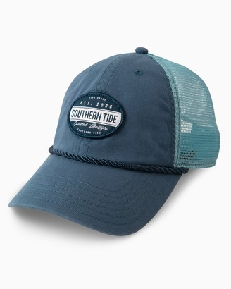Southern Tide Coastal Lifestyle Patch Trucker Hat