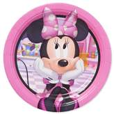 """Minnie Mouse 7"""" Paper Plates - 8ct"""