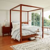west elm Sawyer Canopy Bed