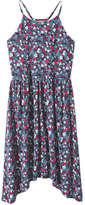 Joe Fresh Women's Halter Dress, Navy (Size XS)