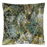 Designers Guild Bardiglio Emerald Cushion