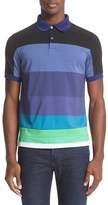 Paul Smith Men's Colorblock Polo