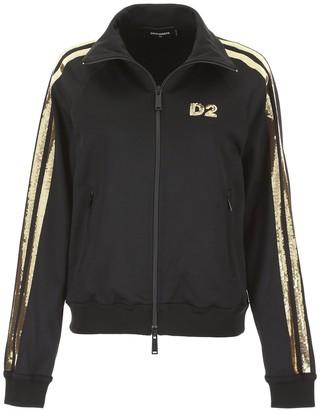 DSQUARED2 Sequin Stripe Track Jacket
