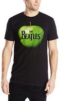 Bravado Men's The Beatles Apple Logo T Shirt