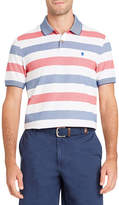 Izod Advantage Short Sleeve Pique Polo Shirt