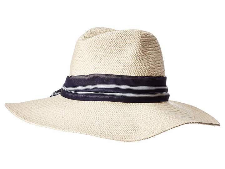 0ca1278cb4f6c Navy Floppy Hat - ShopStyle