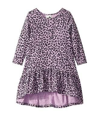 Cotton On Joss Long Sleeve Dress (Little Kids)