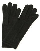 Portolano Cashmere Gloves With Minicable.