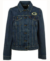 Levi's Women's Green Bay Packers Denim Trucker Jacket