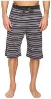 Tommy Bahama Yarn-Dye Cotton Modal Jersey Jam Shorts