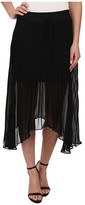 Sanctuary Allure Pleated Midi Skirt