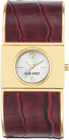 Nine West Nurain Bangle Watch