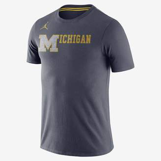 Nike Men's T-Shirt Jordan College Retro (Michigan)