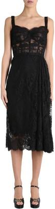 Dolce & Gabbana Bustier Dress