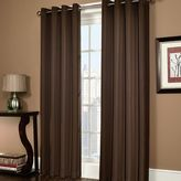 Home classics® ethan striped blackout window panel
