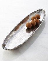 Michael Aram Molten Frost Oval Dish