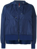 Moncler Comte cropped jacket - women - Nylon/Polyamide - 0