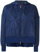 Moncler Comte cropped jacket - women - Nylon/Polyamide - 3