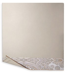 Yves Delorme Cachemire Flat Sheet, Full/Queen