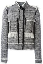Lanvin tweed jacket