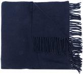 Canada Goose large tassel scarf