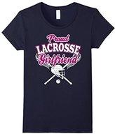 LaCrosse Women's Girlfriend Shirt: Proud Girl Of Player T-Shirt