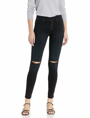 James Jeans Women's Twiggy Skinny Jean with Knee Slits in Baroque 24