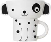 Wee Gallery Dog Bowl & Cup Set