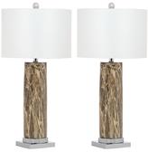 Safavieh Sonia Ceramic Table Lamps (Set of 2)
