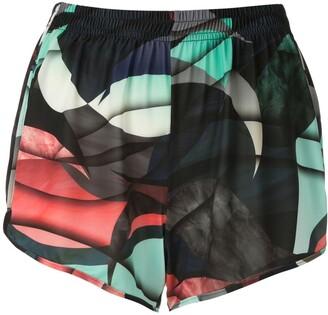 Lee printed shorts