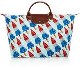 Longchamp Jeremy Scott Travel Duffel Weekender