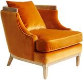 Keely Velvet Goldmine Chair