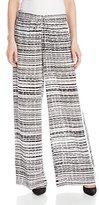 Townsen Women's Equator Silk Striped Pant