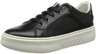 Geox Women's D Nhenbus A Low-Top Sneakers