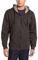 U.S. Polo Assn. Men's Long Sleeve Fleece Sweatshirt Hooded Jacket