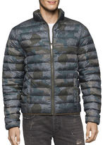 Calvin Klein Jeans Camo-Printed Puffer Jacket