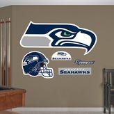Fathead NFL Seattle Seahawks Logo Wall Graphic