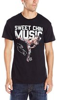 WWE Men's Shawn Michaels Sweet Chin Music Men's T-Shirt