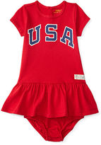 Ralph Lauren Team USA Cotton Tee Dress