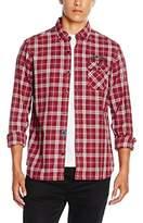 S'Oliver Men's Hemd Regular Fit 1/1 Arm long Sleeve Shirt