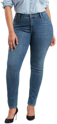 Levi's Curve 311 Plus Shaping Skinny Jeans