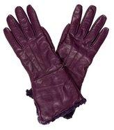 Etro Persian Lamb Fur-Lined Gloves